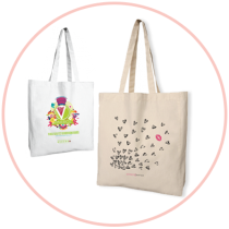 Tote bag recyclable